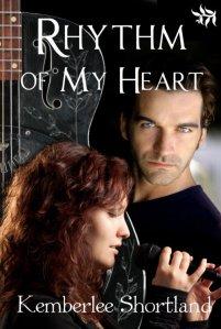 Rhythm of My Heart by Kemberlee Shortland - 500