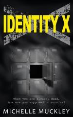 Identity X_ebook cover
